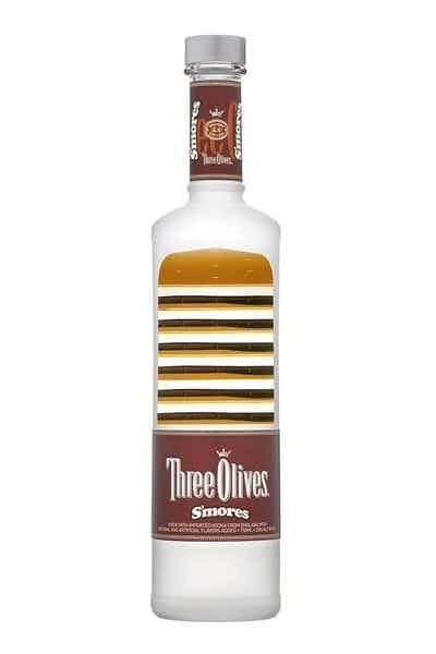 three olives s mores vodka review