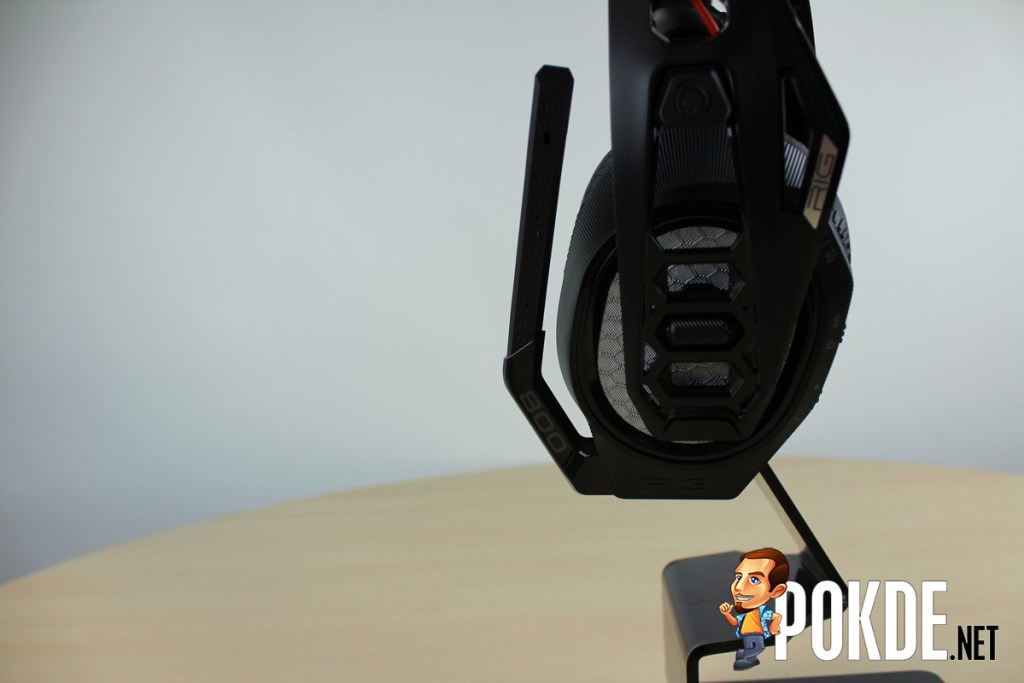 plantronics rig 800hs wireless headset review