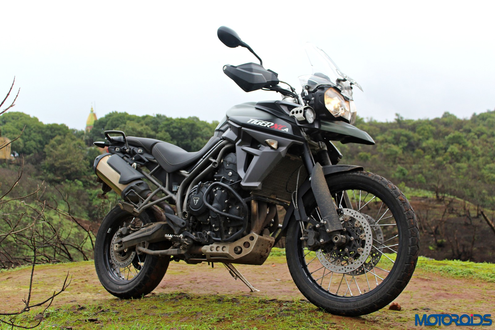 triumph tiger 800 xca review
