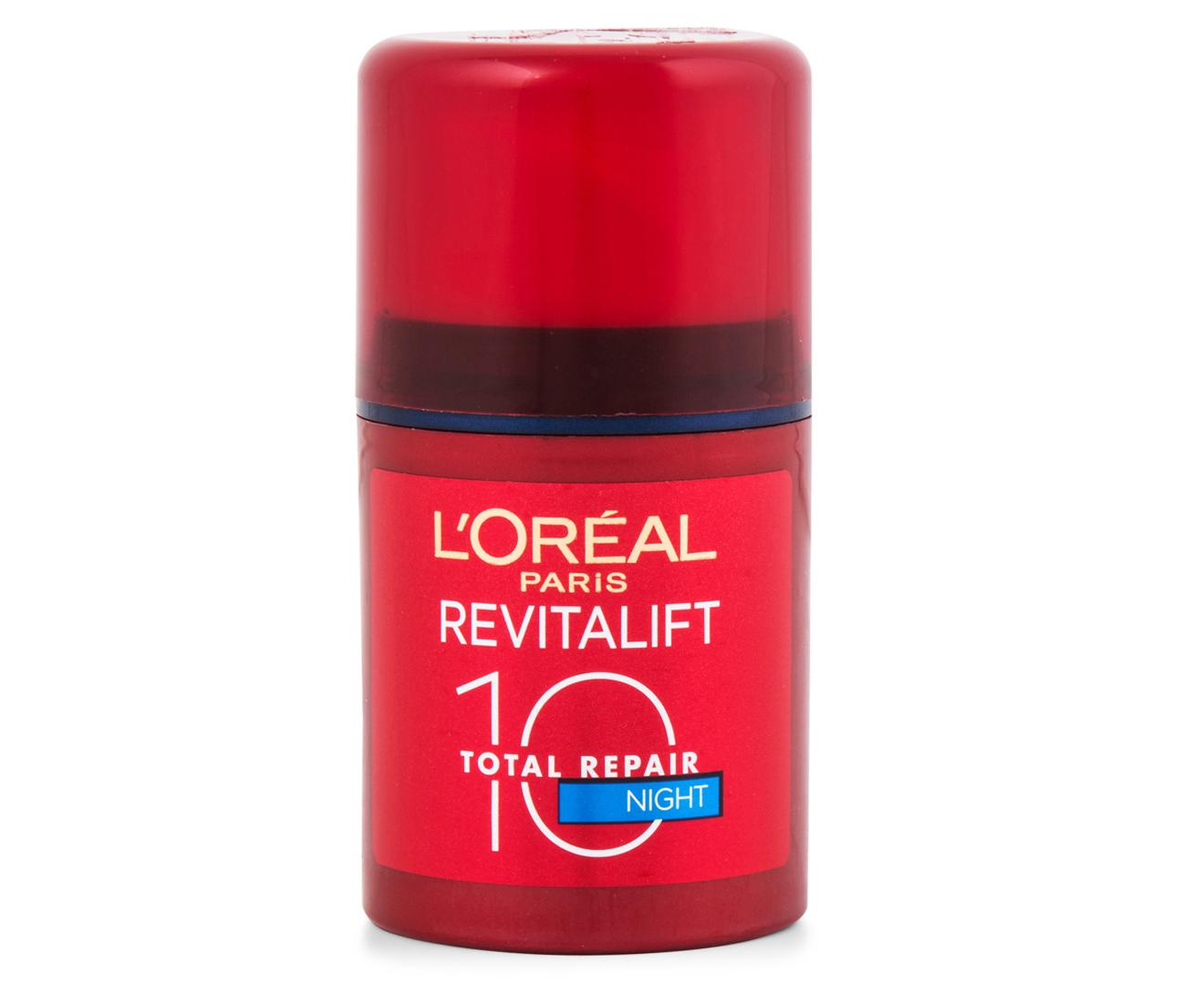 l oreal revitalift total repair 10 reviews