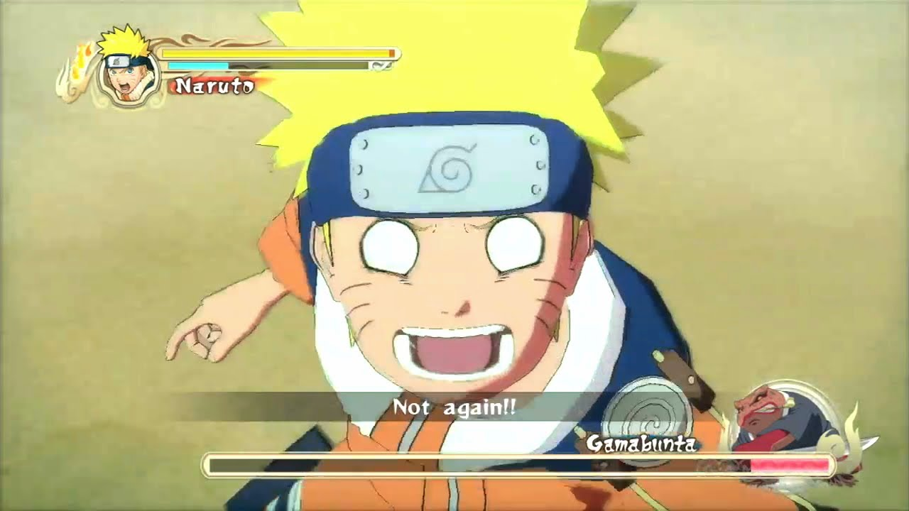 naruto ultimate ninja storm review