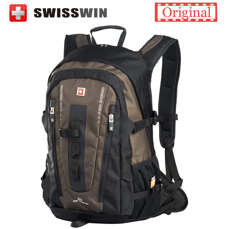 wenger swiss gear backpack review