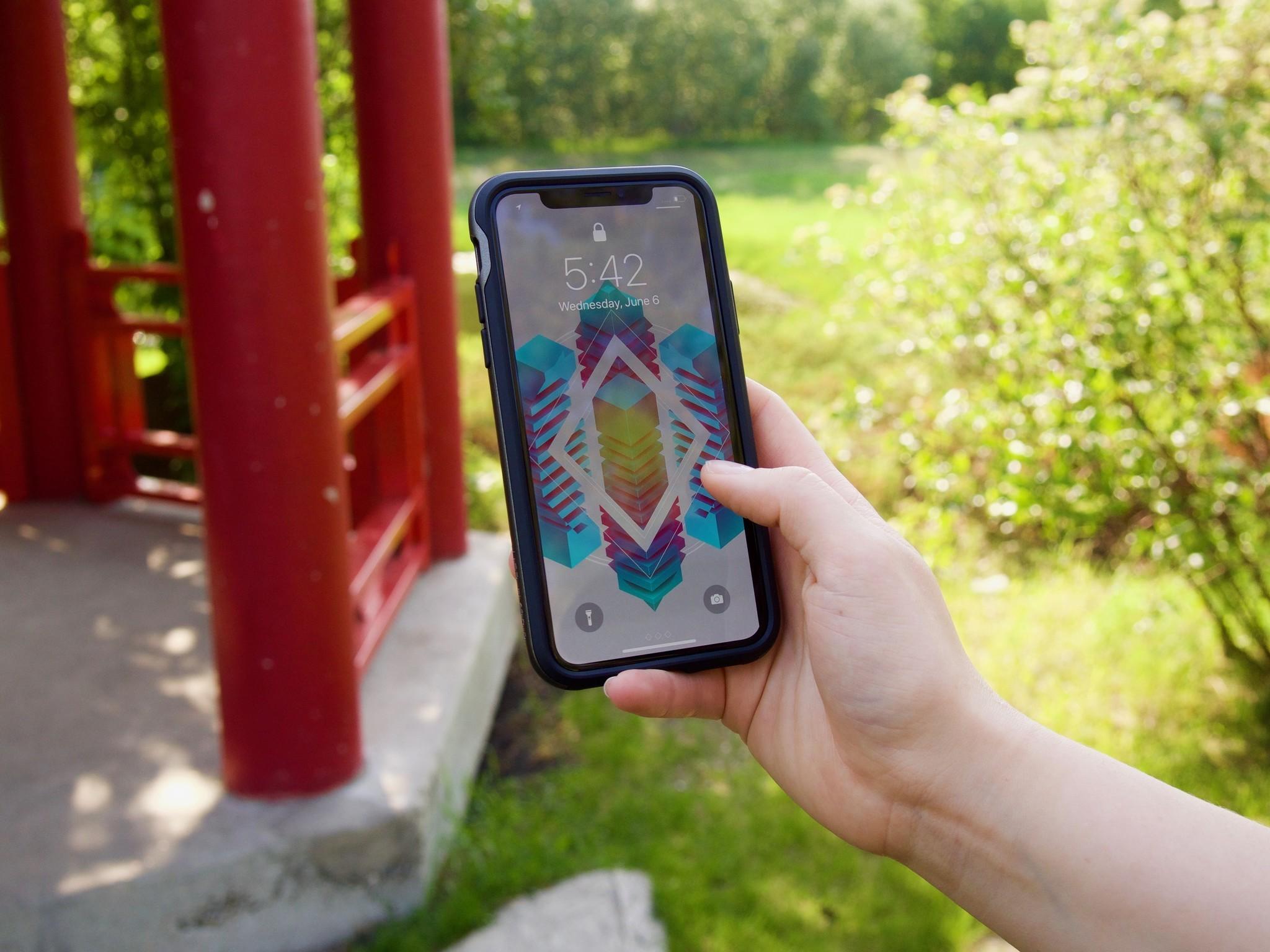 spigen case review iphone x