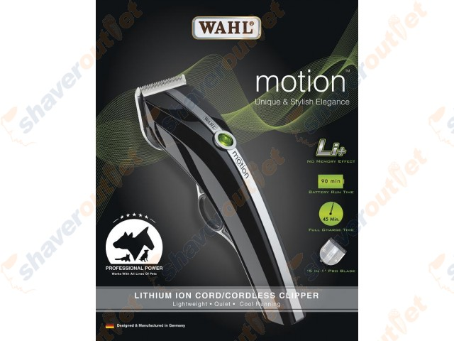 wahl lithium ion shaver review