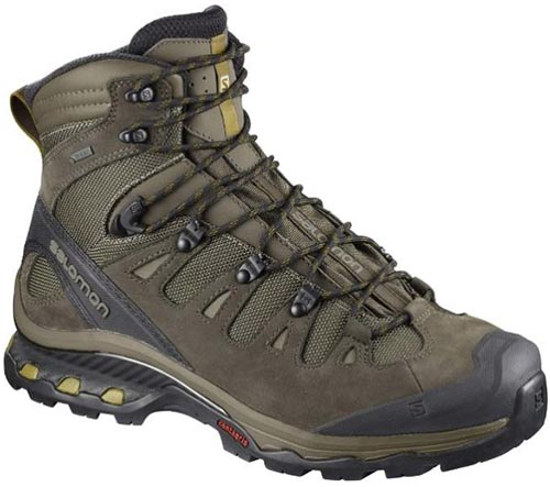 salomon boots quest 4d gtx review