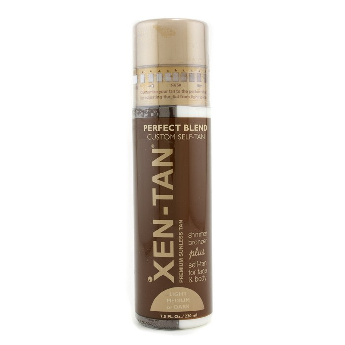 xen tan light medium reviews