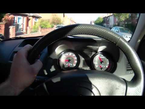 renault megane 225 sport 2.0 turbo review