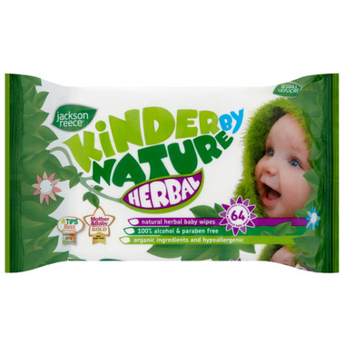 kinder by nature wipes review