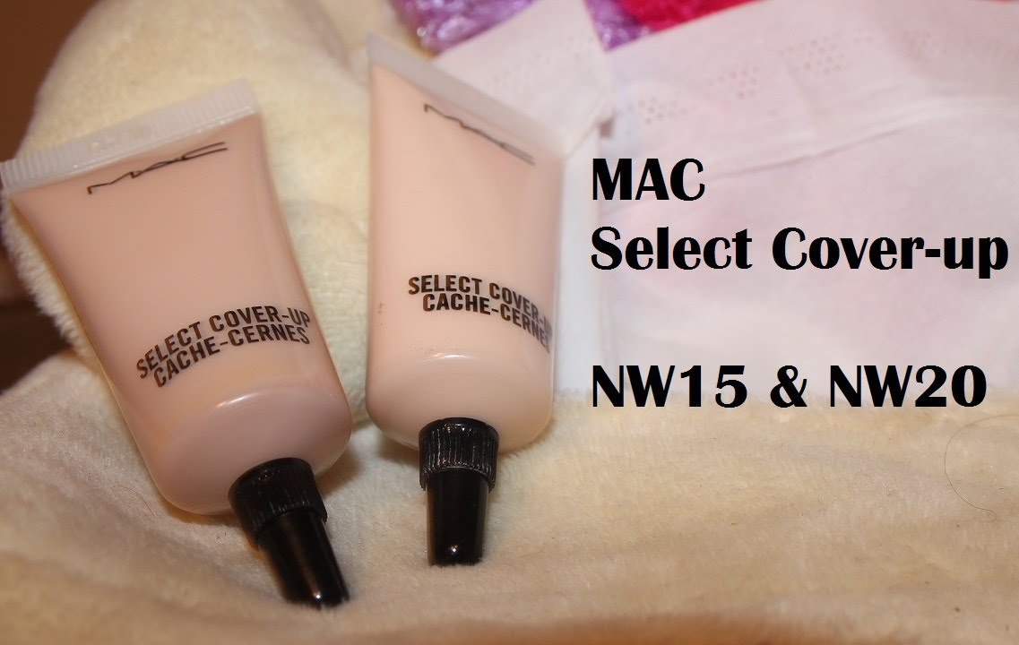 mac select cover up concealer review