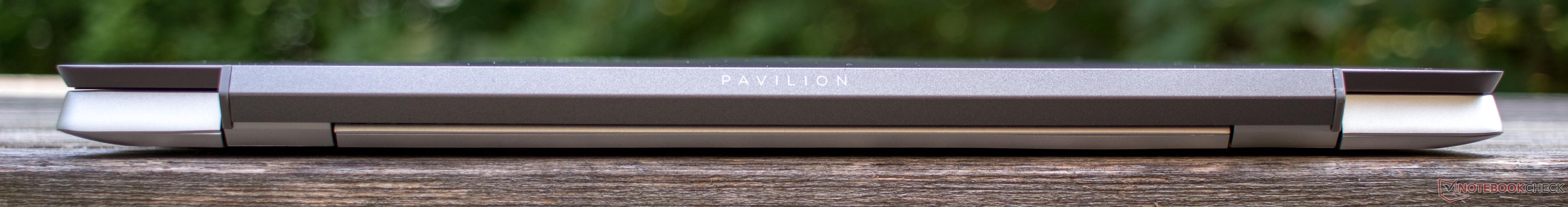 hp pavilion i7 8550u review