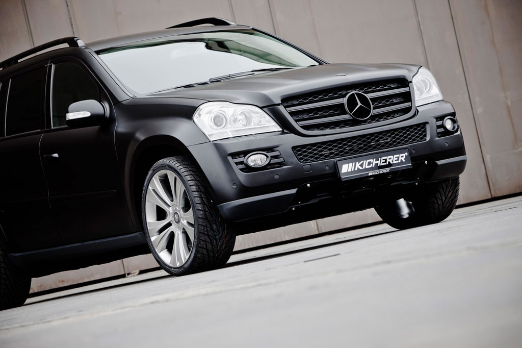 mercedes gl 420 cdi review