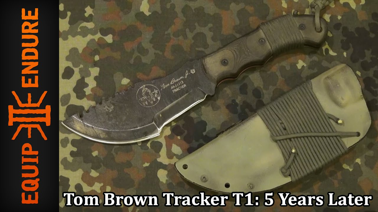 tom brown tracker 2 review