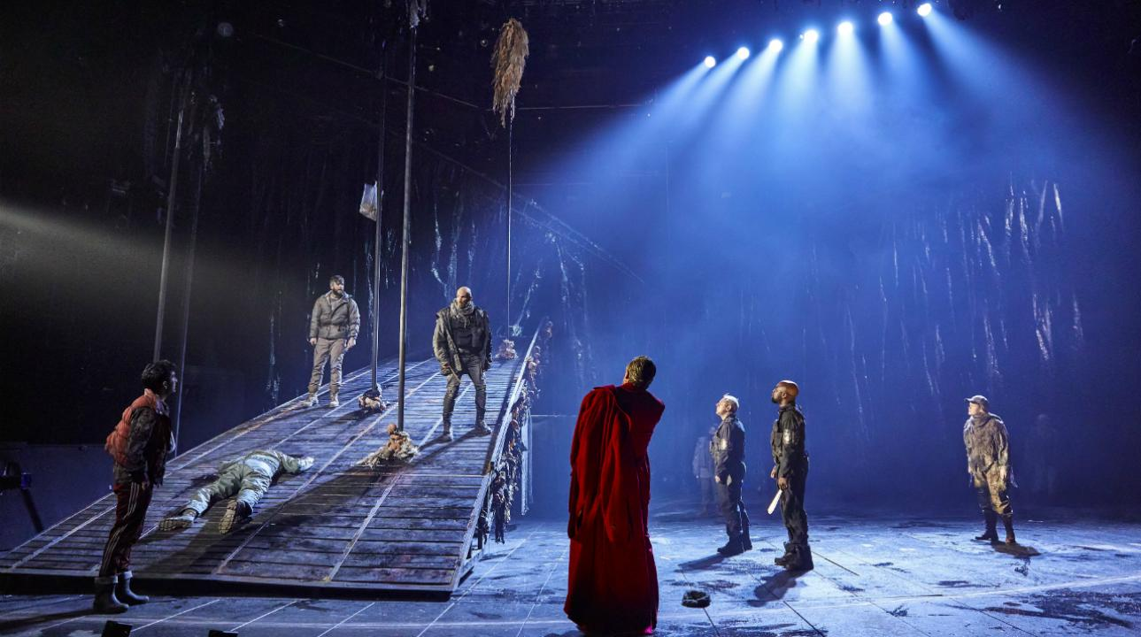the majority national theatre review