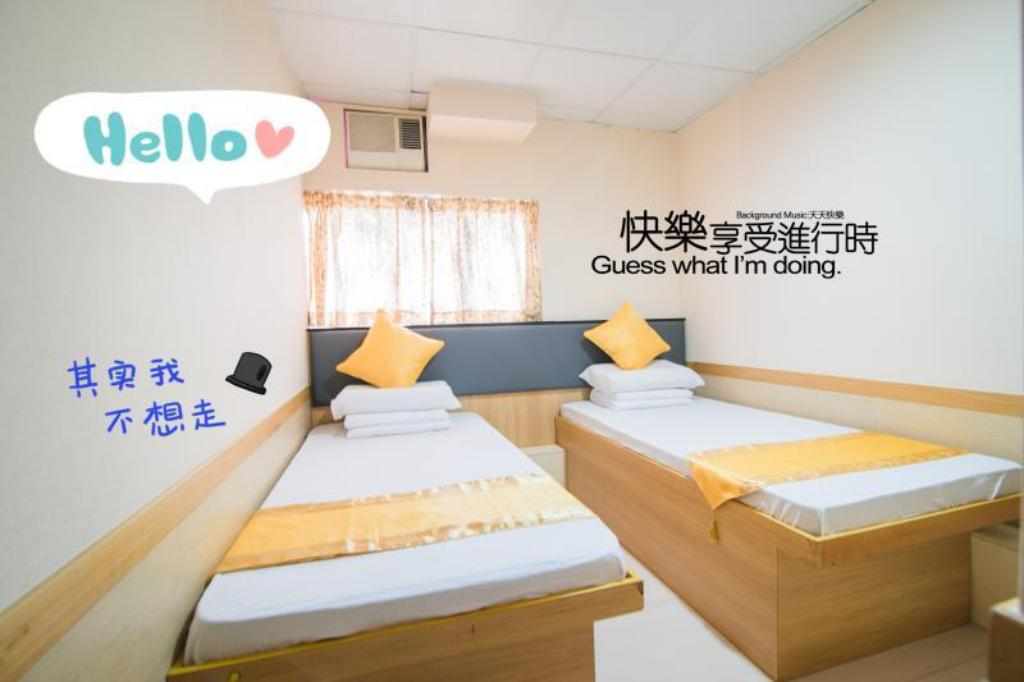new garden hostel hong kong review