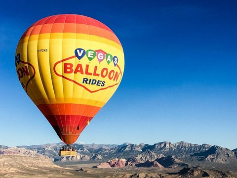 las vegas hot air balloon ride reviews