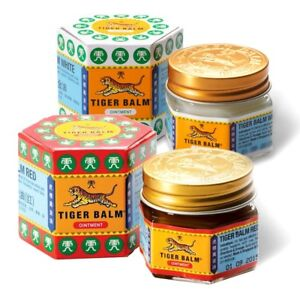 tiger balm muscle rub review