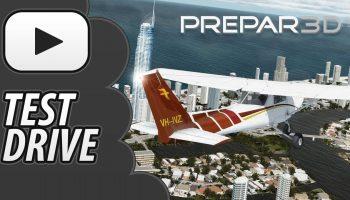 jet flight simulator gold coast review