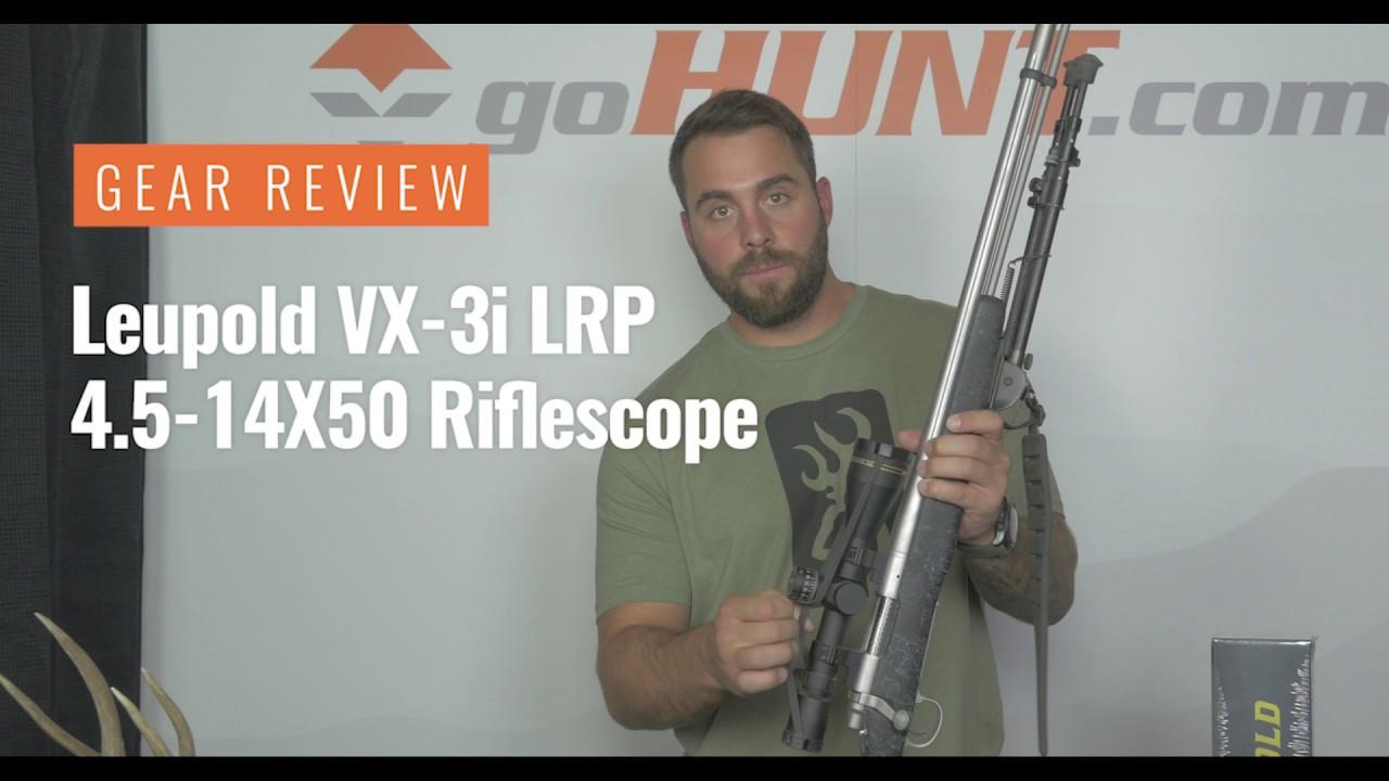 leupold vx3i 4.5 14x50 review