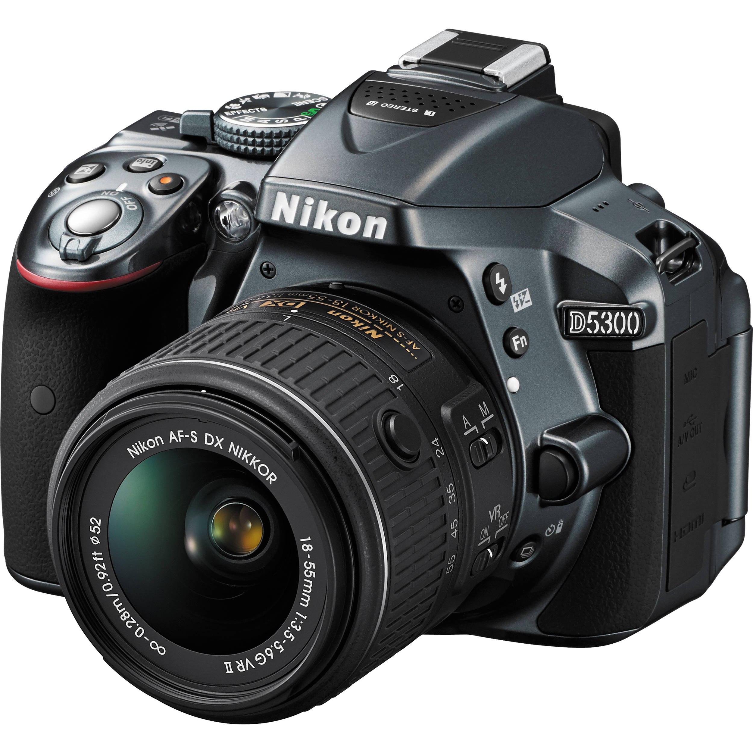 nikon d5300 dslr camera review