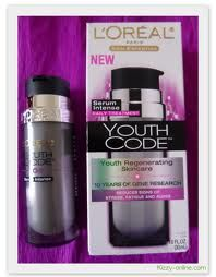 l oreal paris youth code serum review