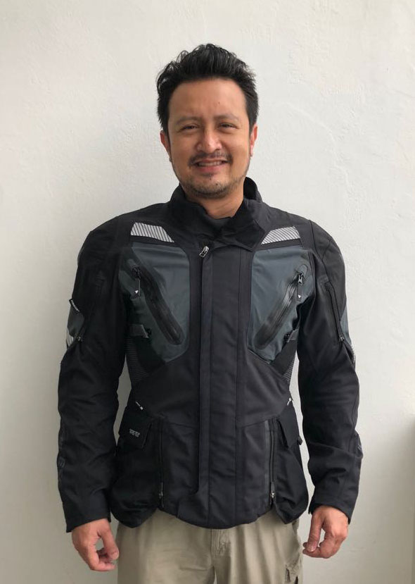 the brothers cut aeronautical jacket review