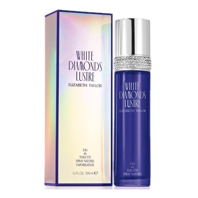 white diamonds lustre perfume review