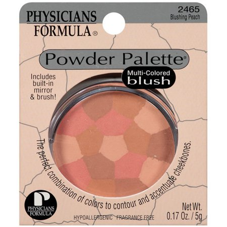 physicians formula powder palette blush review