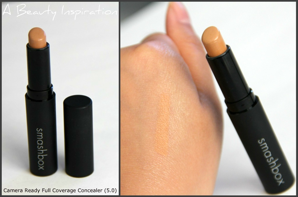 smashbox camera ready concealer review