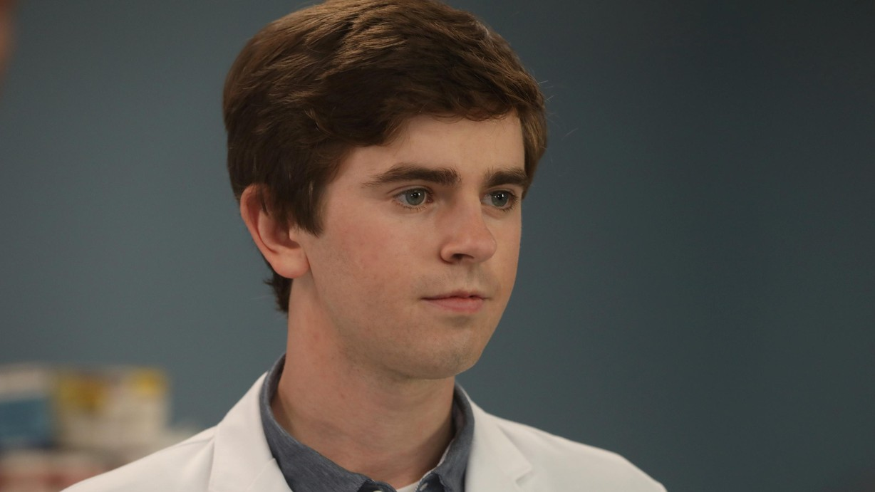 the good doctor review abc