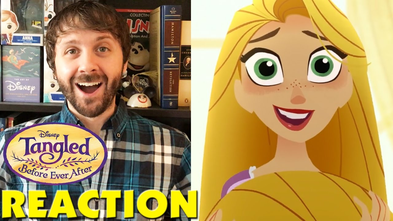 tangled before ever after review