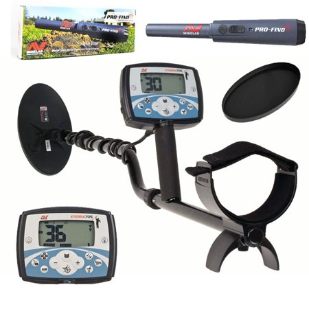 minelab x terra 705 gold pack review