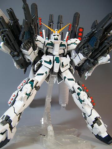 mg full armor unicorn gundam ver ka review