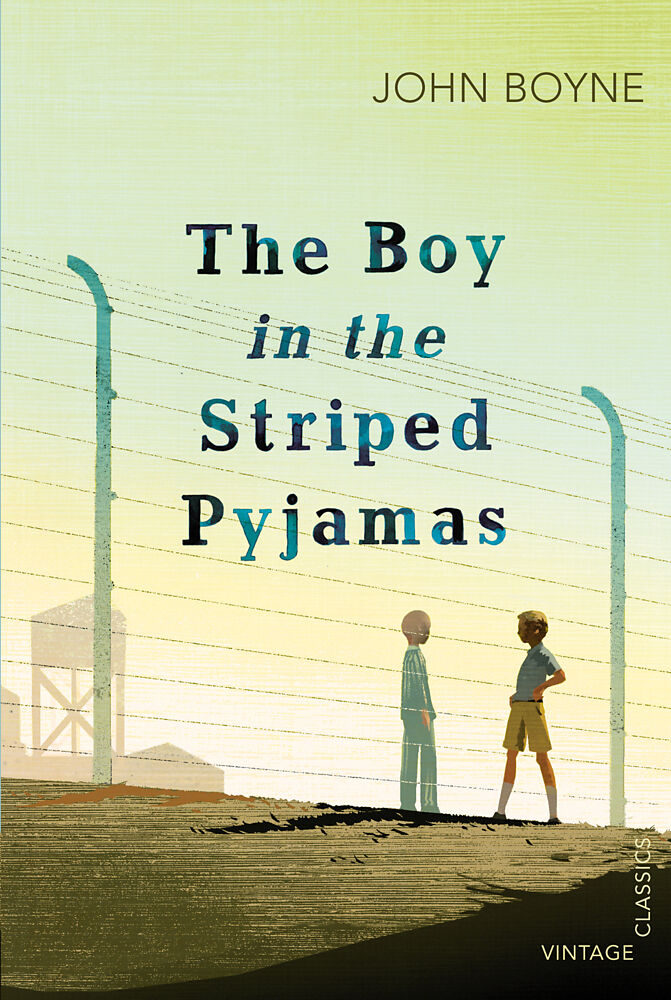 review of the boy in the striped pyjamas book