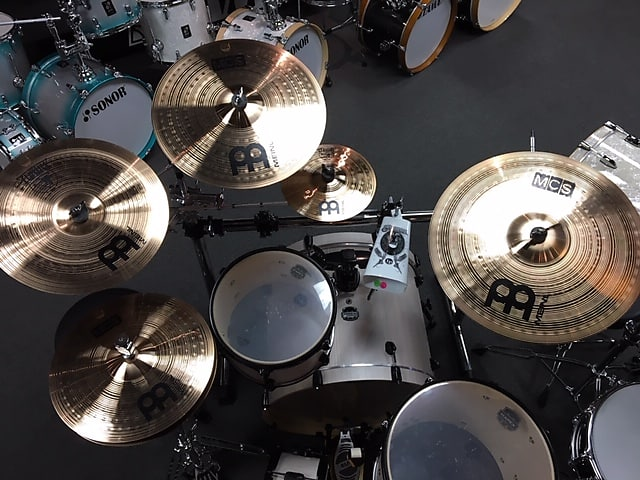 meinl mcs cymbal pack review