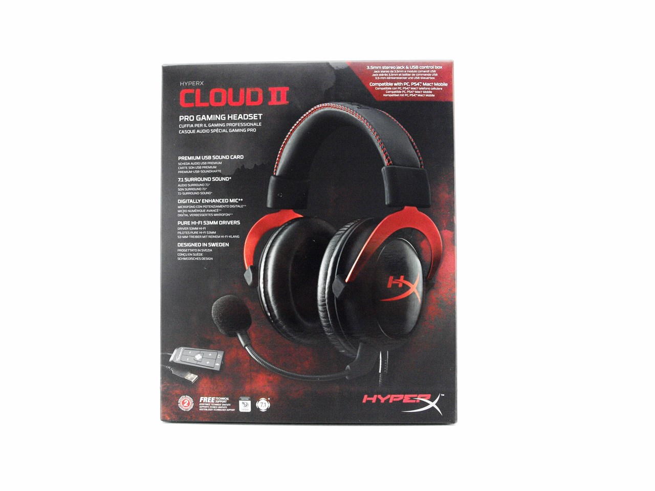 kingston hyperx cloud ii pro review