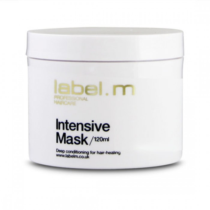 label m intensive mask review
