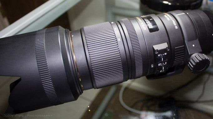sigma 50 150mm f 2.8 review