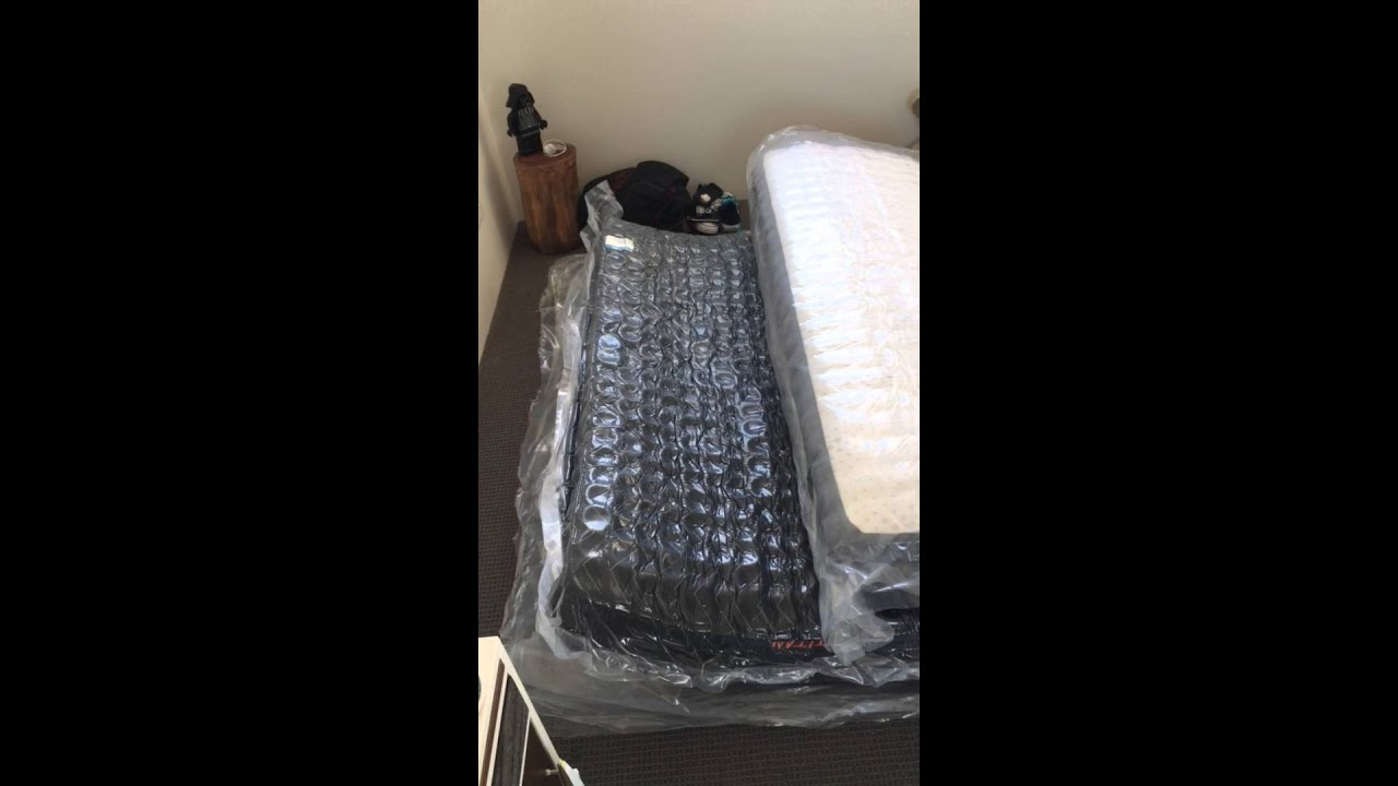sleeping duck titan mattress review