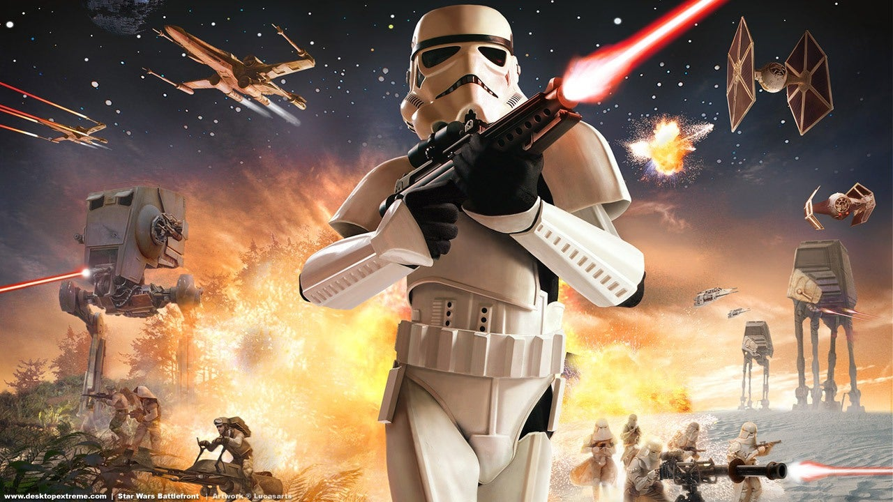 star wars battlefront ps3 review