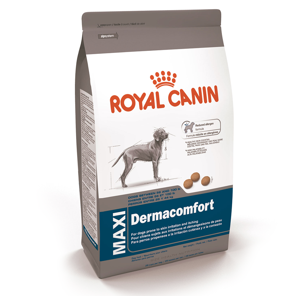 royal canin maxi dermacomfort review