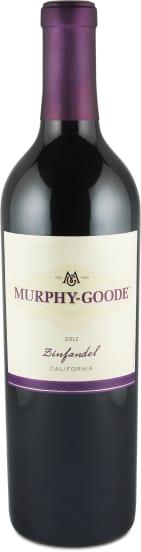 murphy goode zinfandel 2012 review