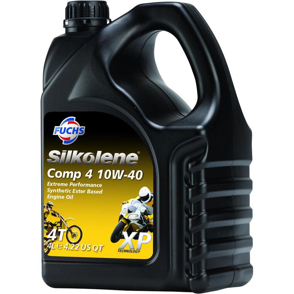 silkolene comp 4 10w40 review