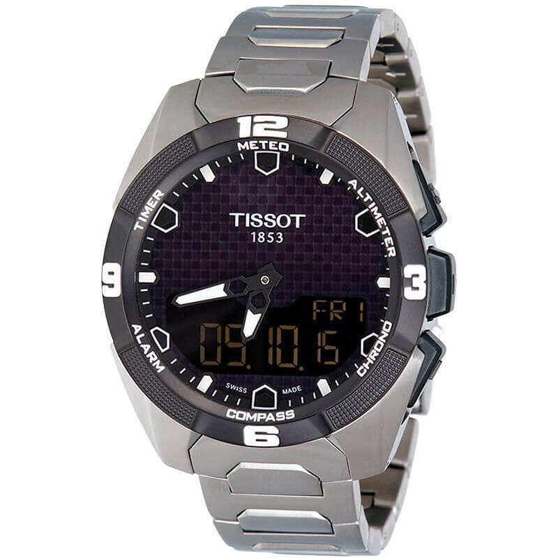 tissot t touch expert solar watch review