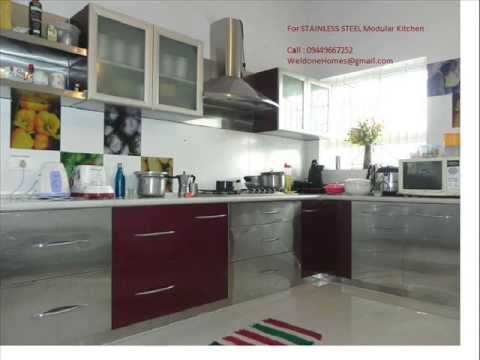 stainless steel modular kitchen review