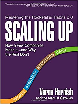 mastering the rockefeller habits review