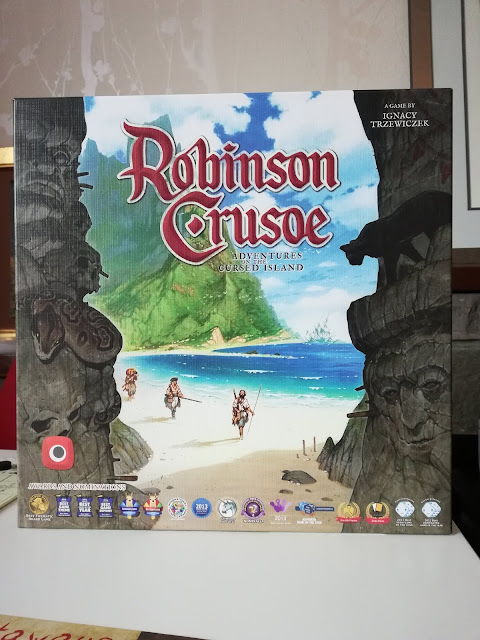 robinson crusoe adventures on the cursed island review