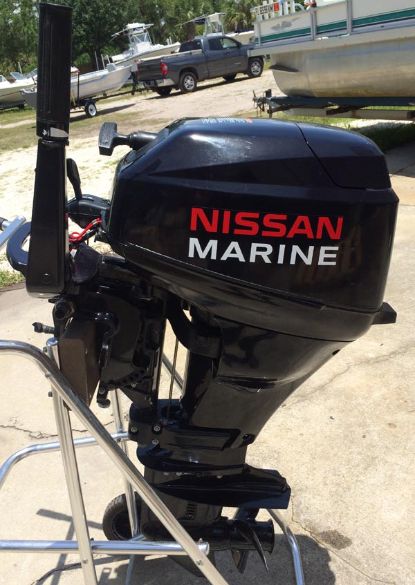 nissan 18 hp outboard review