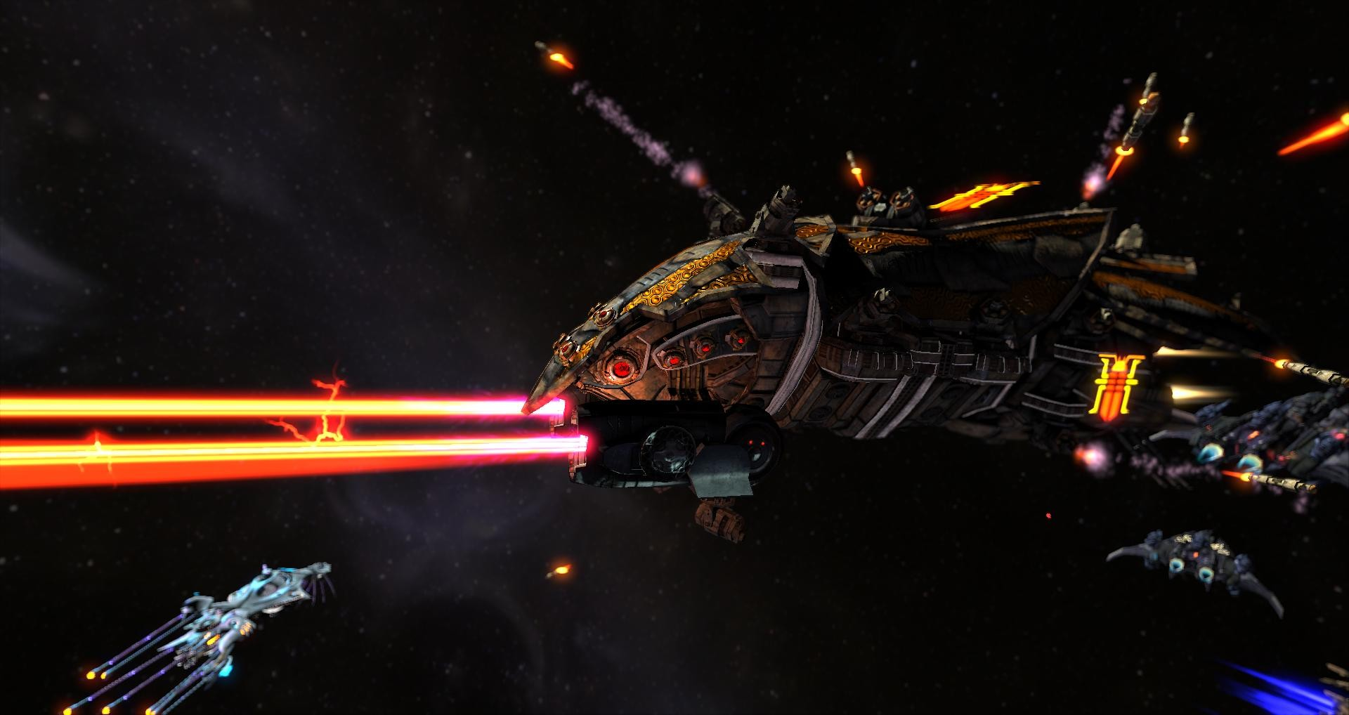 sword of the stars 2 review
