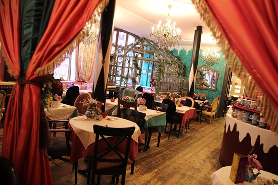 richmond tea rooms manchester reviews