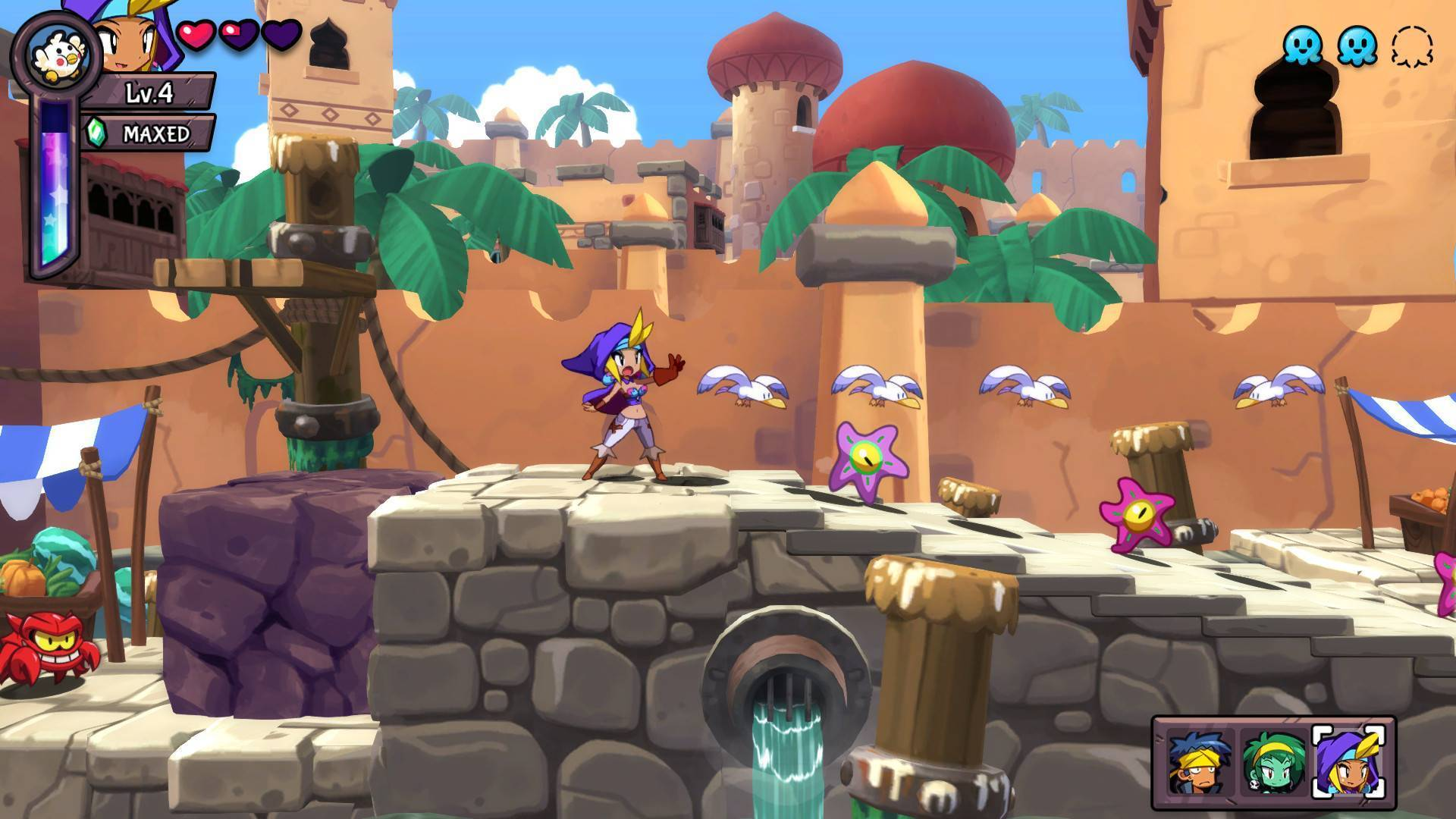 shantae half genie hero switch review